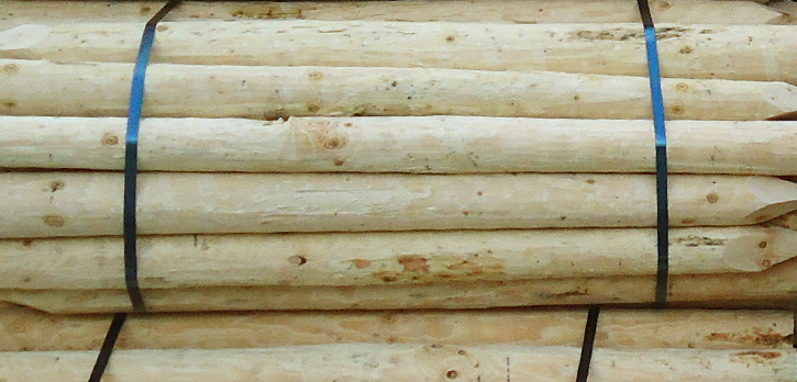 peeled-fencing-posts